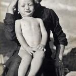 Femme + enfant
